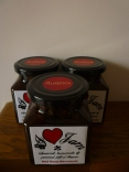 Our famous Mad Monk Marmalade created for Allgates Brewery in Wigan